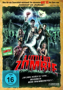 A little bit Zombie - DVD