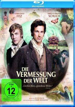 Die Vermessung der Welt – Blu-Ray