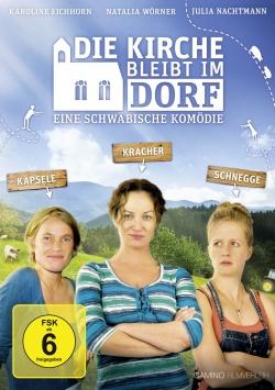 Die Kirche bleibt im Dorf - DVD