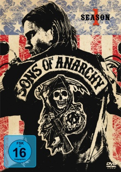 Sons of Anarchy – Staffel 1 - DVD