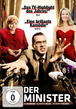 Der Minister - DVD
