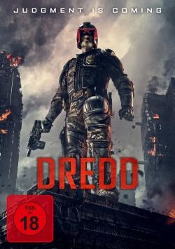 Dredd – DVD