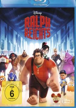 Ralph reichts – Blu-Ray