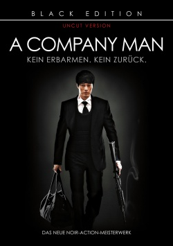 A Company Man – Black Edition Uncut Version - DVD