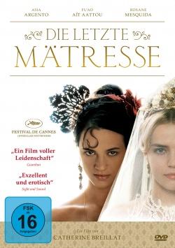 Die letzte Mätresse - DVD