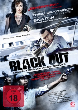 Black Out - DVD