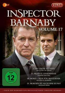 Inspector Barnaby Volume 17 - DVD
