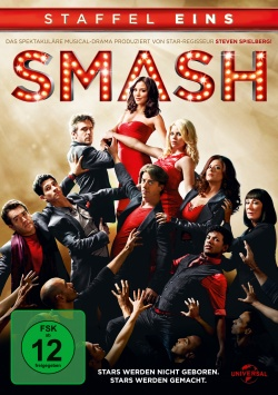Smash – Staffel 1 - DVD