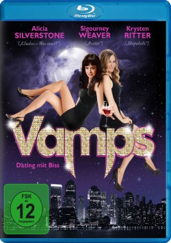 Vamps – Dating mit Biss – Blu-Ray