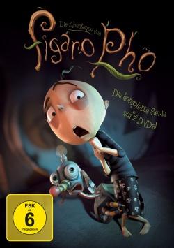 Die Abenteuer von Figaro Pho - DVD