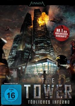 The Tower – Tödliches Inferno - DVD