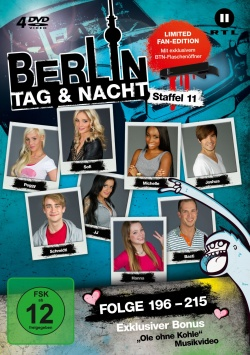 Berlin – Tag & Nacht Staffel 11 - DVD