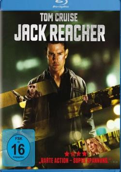 Jack Reacher – Blu-Ray