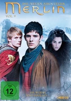 Merlin – Die neuen Abenteuer Vol. 9 - DVD