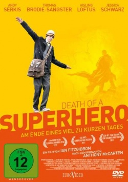 Death of a Superhero – DVD