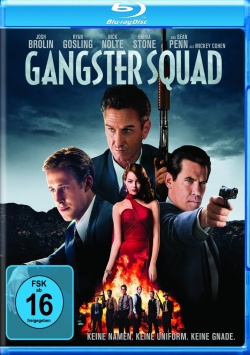 Gangster Squad – Blu-Ray