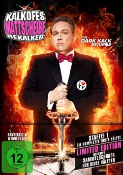 Kalkofes Mattscheibe REKALKED – Die komplette erste Hälfte von Staffel 1 - DVD