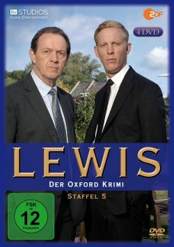 Lewis – Der Oxford Krimi Staffel 5 - DVD