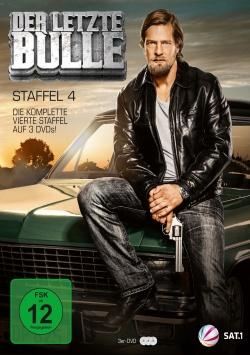 Der letzte Bulle – Staffel 4 - DVD