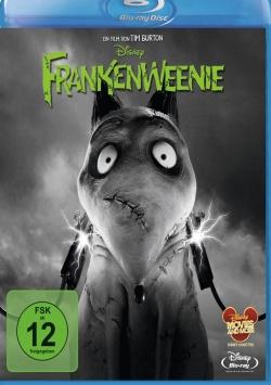 Frankenweenie – Blu-Ray
