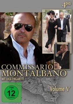 Commissario Montalbano Vol. 5 - DVD