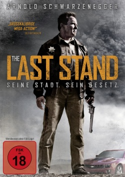The Last Stand - Uncut Version – DVD