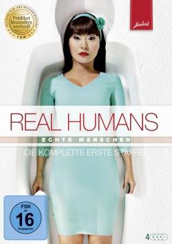 Real Humans: Echte Menschen – Staffel 1 - DVD