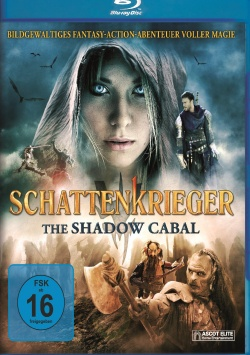 Schattenkrieger – The Shadow Cabal - Blu-Ray