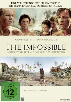 The Impossible – DVD