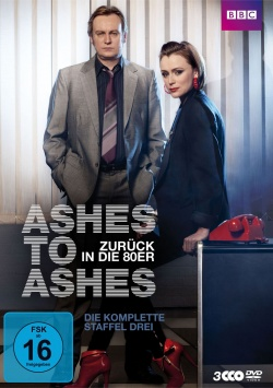 Ashes to Ashes – Zurück in die 80er – Die komplette Staffel 3 - DVD