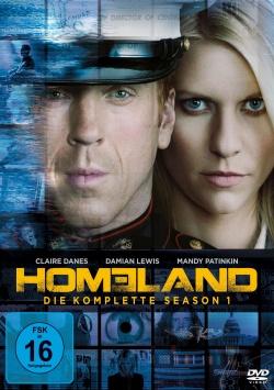Homeland – Die komplette Season 1 – DVD