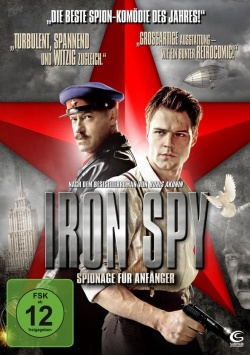Iron Spy - DVD