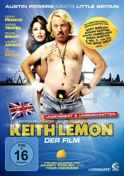 Keith Lemon – Der Film - DVD