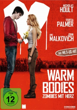 Warm Bodies – DVD