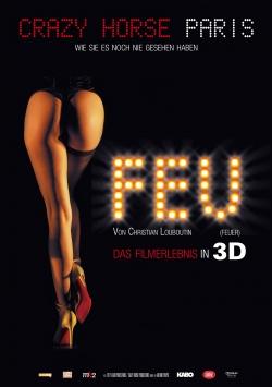 Feu (Feuer) von Christian Louboutin 3D