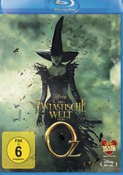 Die fantastische Welt von Oz – Blu-Ray