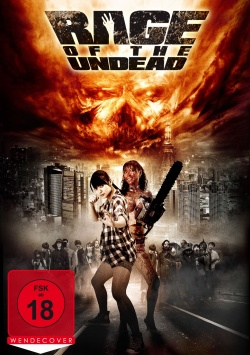 Rage of the Undead - DVD