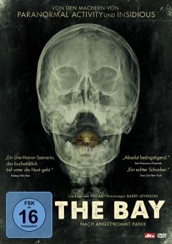The Bay – Nach der Angst kommt Panik - DVD