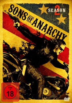 Sons of Anarchy – Staffel 2 - DVD