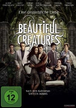 Beautiful Creatures – Eine unsterbliche Liebe – DVD