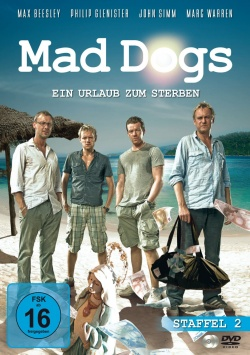 Mad Dogs – Staffel 2 – DVD