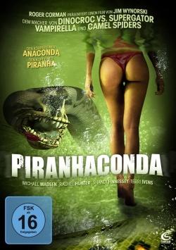 Piranahconda - DVD