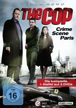 The Cop – Crime Scene Paris – Die komplette 1. Staffel - DVD
