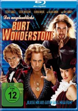 Der unglaubliche Burt Wonderstone – Blu-Ray