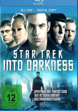 Star Trek Into Darkness – Blu-Ray