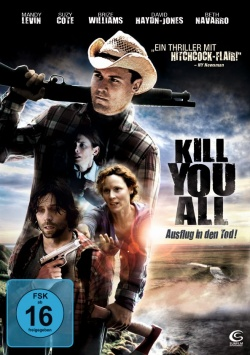 Kill you all - DVD