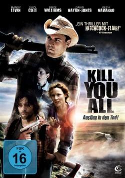 Kill you all - DVD