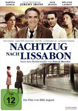 Nachtzug nach Lissabon – DVD