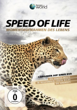 Speed of Life - DVD