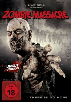 Zombie Massacre - DVD